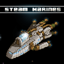 Steam Marines Box Art